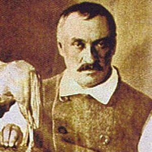 Peter Clodt von Jurgensburg Headshot