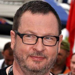 Lars von Trier Headshot