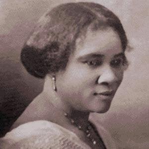 Madam C.J. Walker 1 of 2
