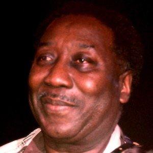 Muddy Waters Headshot