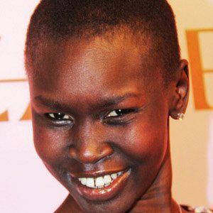 Alek Wek Husband