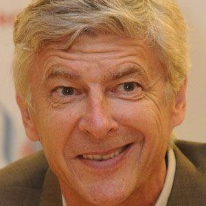 Arsene Wenger 1 of 4