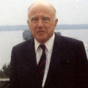 John Archibald Wheeler Headshot