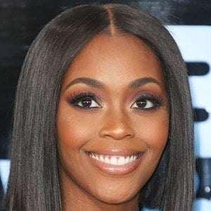 Nafessa Williams 1 of 3