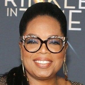 Oprah Winfrey 1 of 10
