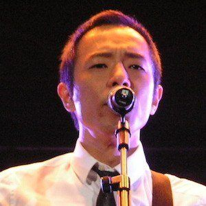 Paul Wong Headshot