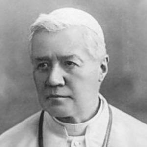 Pope Pius X Headshot