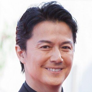 Koji Yakusho Headshot