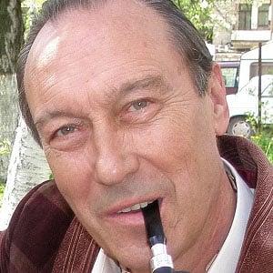 Oleg Yankovsky Headshot