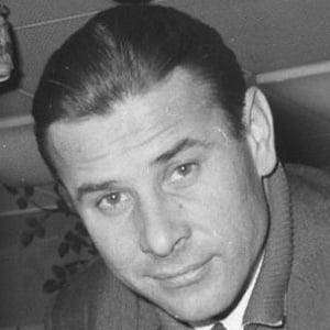 Lev Yashin Headshot