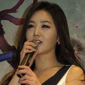 Kang Yebin Headshot