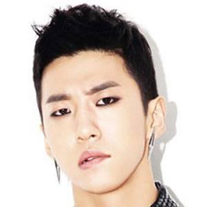 Bang Yong-guk Headshot