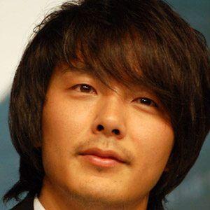 Park Yong-ha Headshot