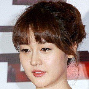 Sung Yu-ri Headshot