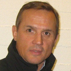 Steve Yzerman Headshot