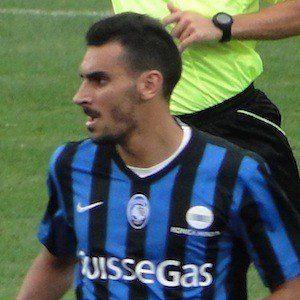 Davide Zappacosta Headshot