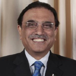 Asif Ali Zardari 1 of 4