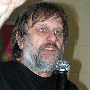 Slavoj Zizek Headshot