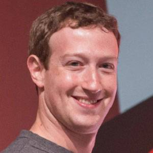 Mark Zuckerberg 1 of 4