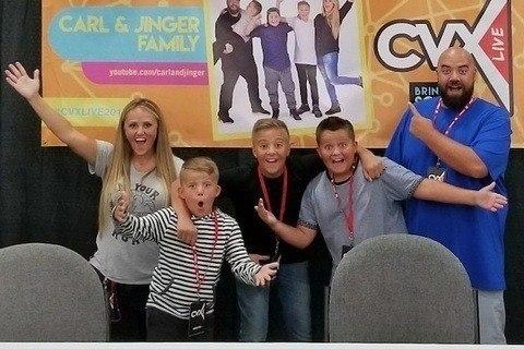 Carl & Jinger Family