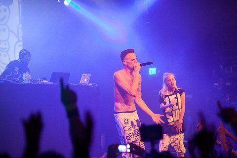 Pin by Raven V. on Die Antwoord | Pinterest