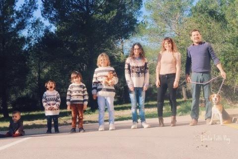 Familia Tutti vlog