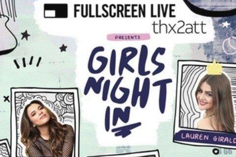 Girls Night In 2017