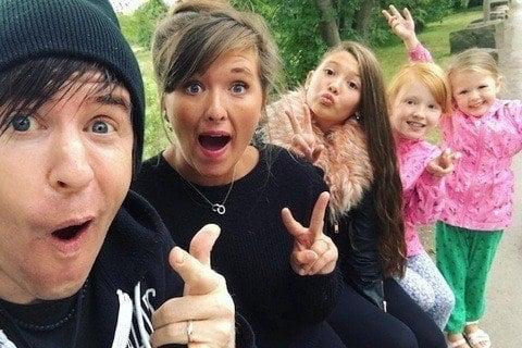 The Ingham Family