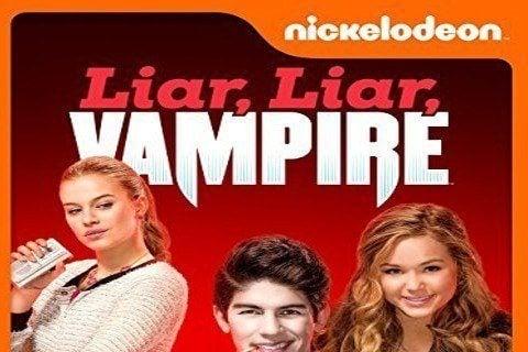 nickelodeon liar liar vampire