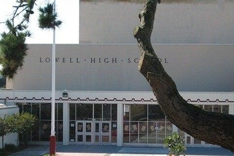 Lowell High School