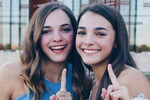 Megan and Ciera