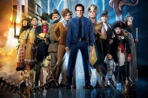 Night at the Museum: Battle of the Smithsonian - Cast ...