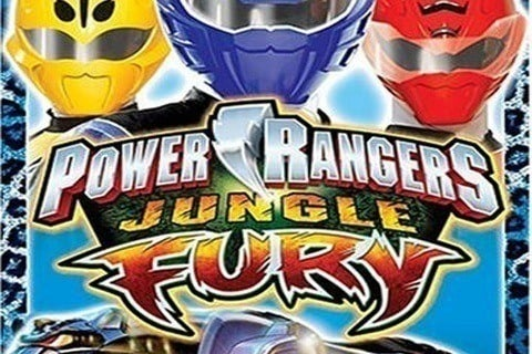 Power Rangers Jungle Fury