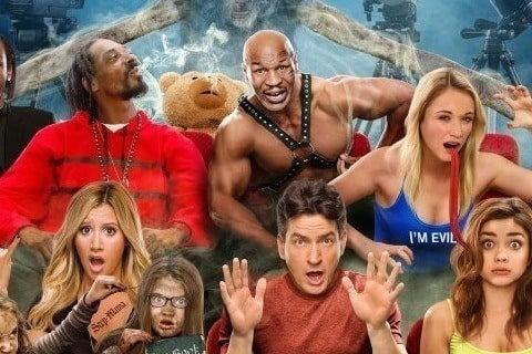 Scary Movie 5 Cast Info Trivia Famous Birthdays