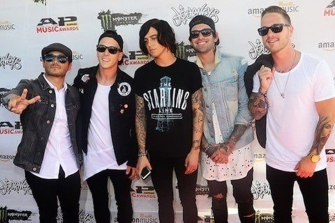 Sleeping with Sirens - Members, Info, Trivia | Famous Birthdays