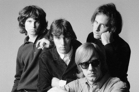 The Doors  sc 1 st  Famous Birthdays & The Doors - Members Info Trivia | Famous Birthdays
