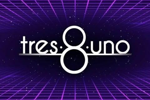 Tres 8 Uno