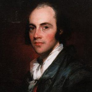 Aaron Burr 4 of 4