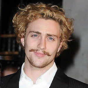 Aaron taylor johnson angus thongs with