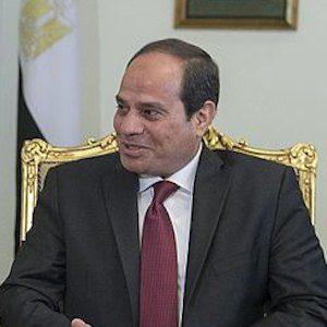 Abdel Fattah El-sisi 2 of 3