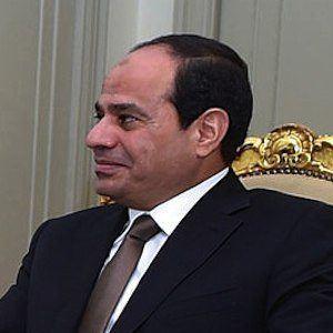 Abdel Fattah El-sisi 3 of 3