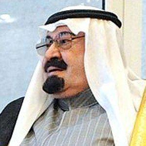 Abdullah bin Abdulaziz Al Saud 2 of 3