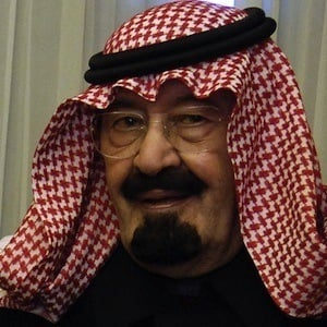 Abdullah bin Abdulaziz Al Saud 3 of 3