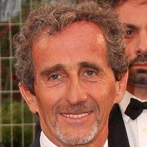 Alain Prost 2 of 3
