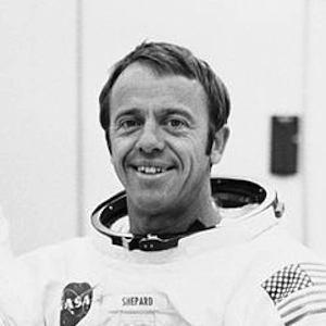 Alan Shepard 3 of 4