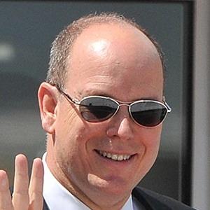 Albert II of Monaco 2 of 10
