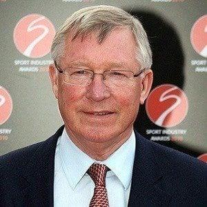 Alex Ferguson 2 of 7
