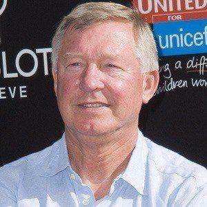 Alex Ferguson 3 of 7