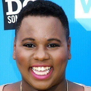 Alex Newell 4 of 7