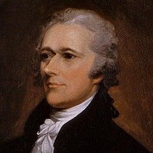 Alexander Hamilton 2 of 7